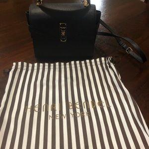 Henri Bedel black purse